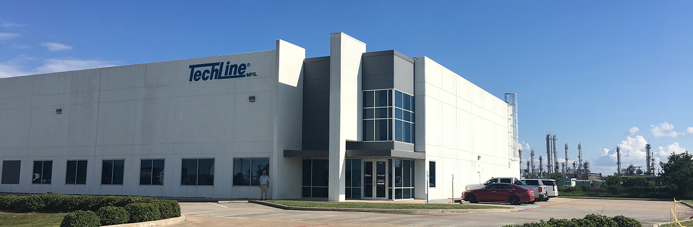 Announcing New Regional Service Center.<br> Local Inventory, on-time delivery