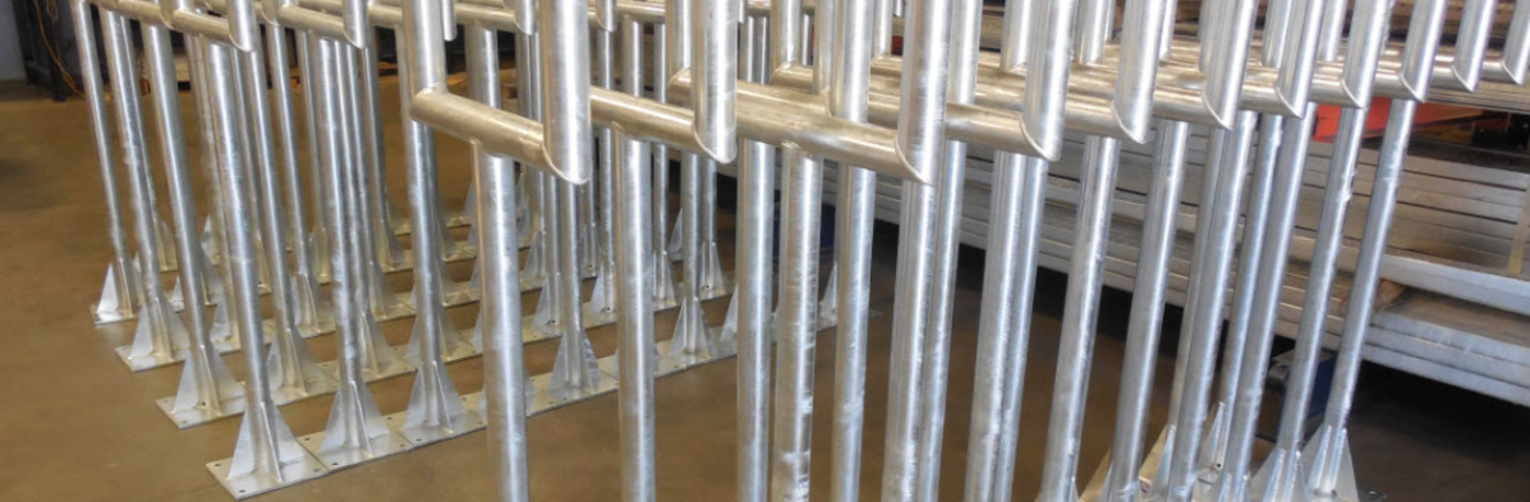 TechLine Mfg. Manufactured over <br> 31,000 Instrument Stands in 2018 <br>Standard stock sizes available for immediate delivery