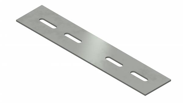 Flat Bar Cable Tray - SS Flat Bar Tube Trays - Flat Splice
