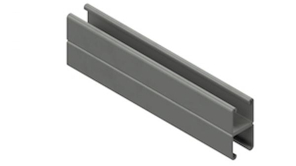 Galvanized Double Strut - Aluminum Double Strut | TechLine Mfg