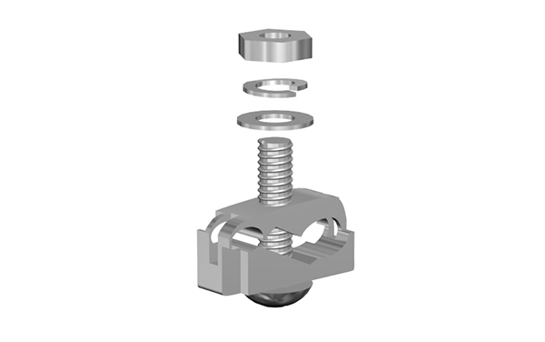 Electrical Ground Wire Clamp - Electrical Grounding Clamps ...