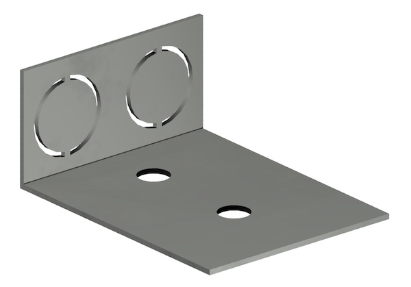 Cable Tray End Plate