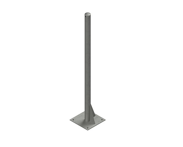 Instrument Single Floor Stand