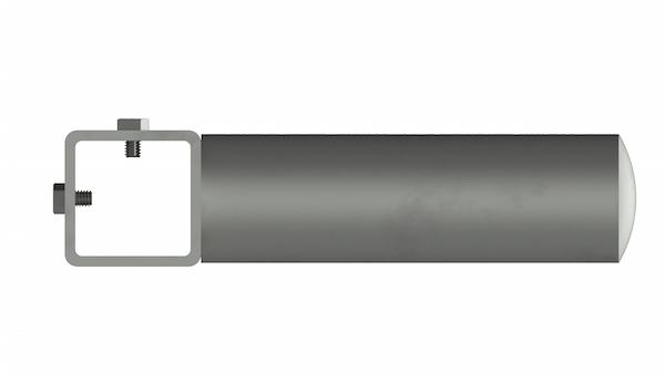 Female Pipe & Square Tube Adapter   TechLine Mfg